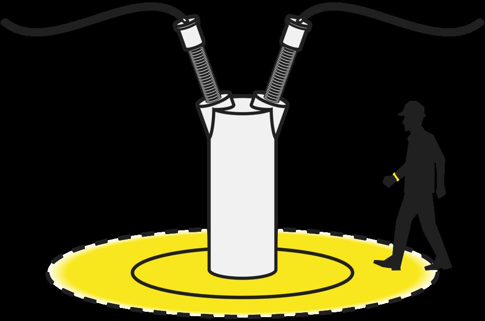 Reducción del riesgo eléctrico por contacto